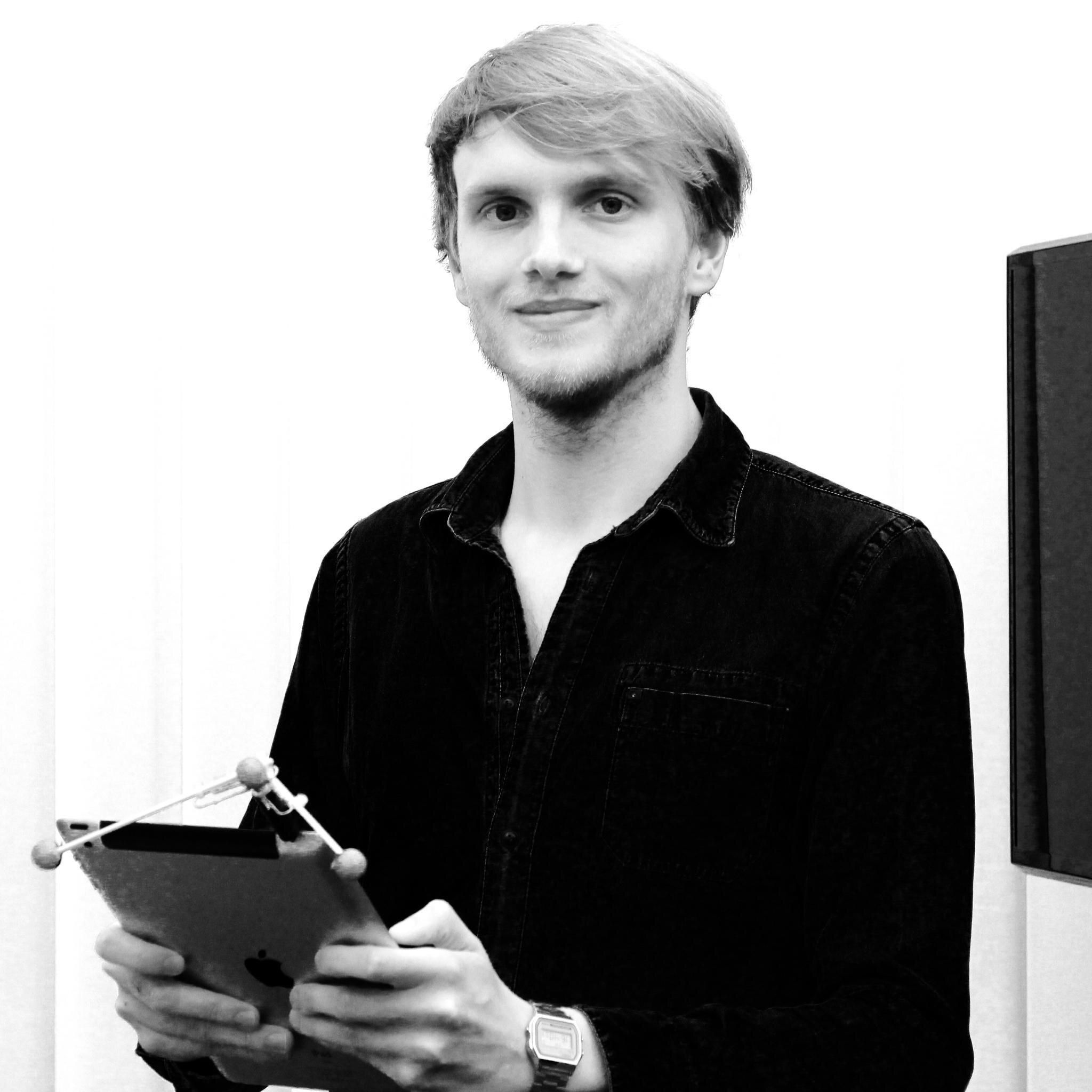 Martin Schuessler bio photo